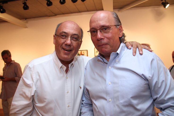Ricardo Gonçalves e Aloisio Cravo