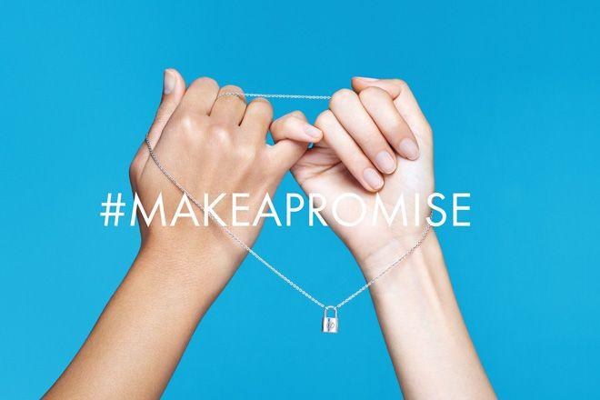ルイヴィトンが初のチャリティイベント#MAKEAPROMISE DAYを世界で開催