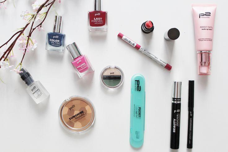 P2 Cosmetics, il make-up low cost di grande resa | The colours of my closet