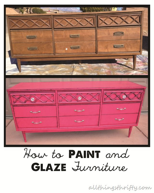 Painting Furniture Is SUPER Easy And Can Save You Lots And Lots Of $$ Part 52