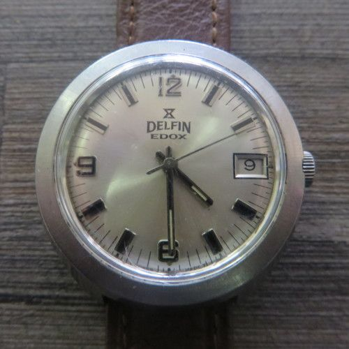 Rare & Collectible Watches - Stunning Condition** Delfin Edox Vintage watch** for sale in Vereeniging (ID:236518568)