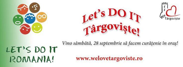 #LetsDoItTargoviste
