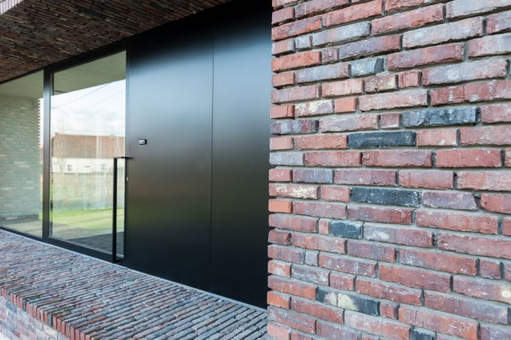 house A | machelen - Projects -  CAAN Architecten / Gent