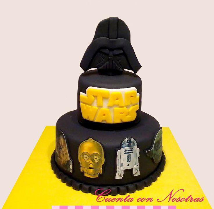Torta Starwars Starwars Cake