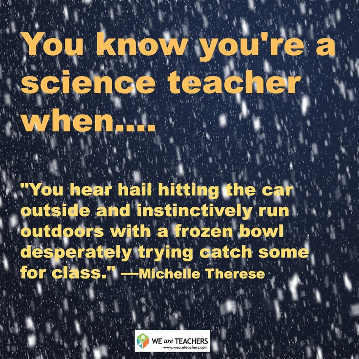 You know you39re a science teacher when Teacher Humor