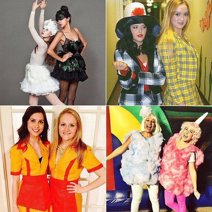 tween source halloween costumes pairs best friends halloween