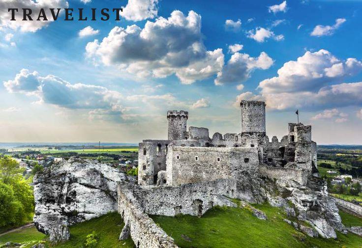 Podzamcze po drodze. TOP 10 - Najpiękniejsze Polskie zamki. Co warto zobaczyć? - National Geographic