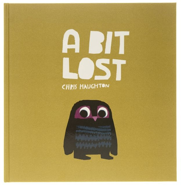 »A bit lost« by Chris Haughton