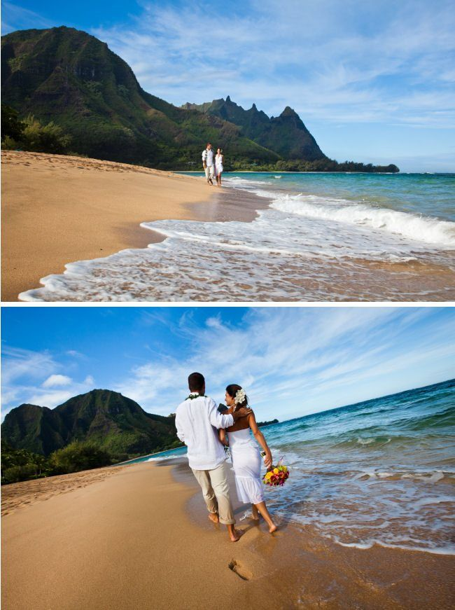 The Best Places In The World To Elope Hawaii Beautiful