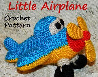 Amigurumi Patterns Cars : 8 best airplane images on pinterest amigurumi patterns toy and