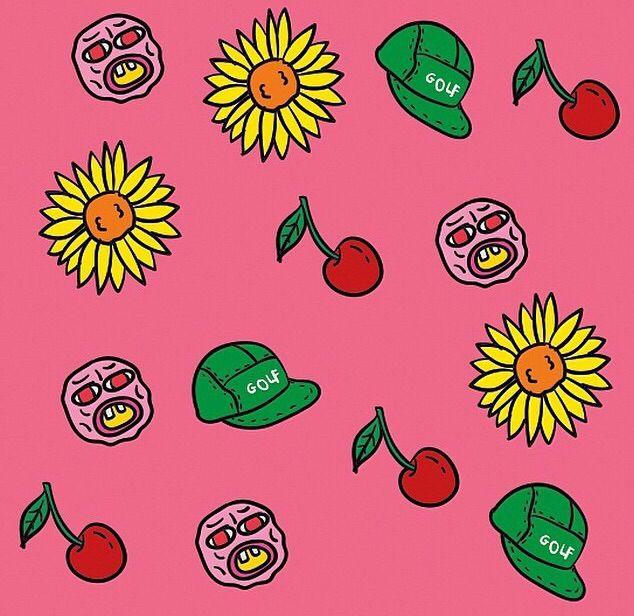 Frank Ocean Wallpaper Iphone X Cherry Bomb Tyler The Creator Ofwgkta Pinterest