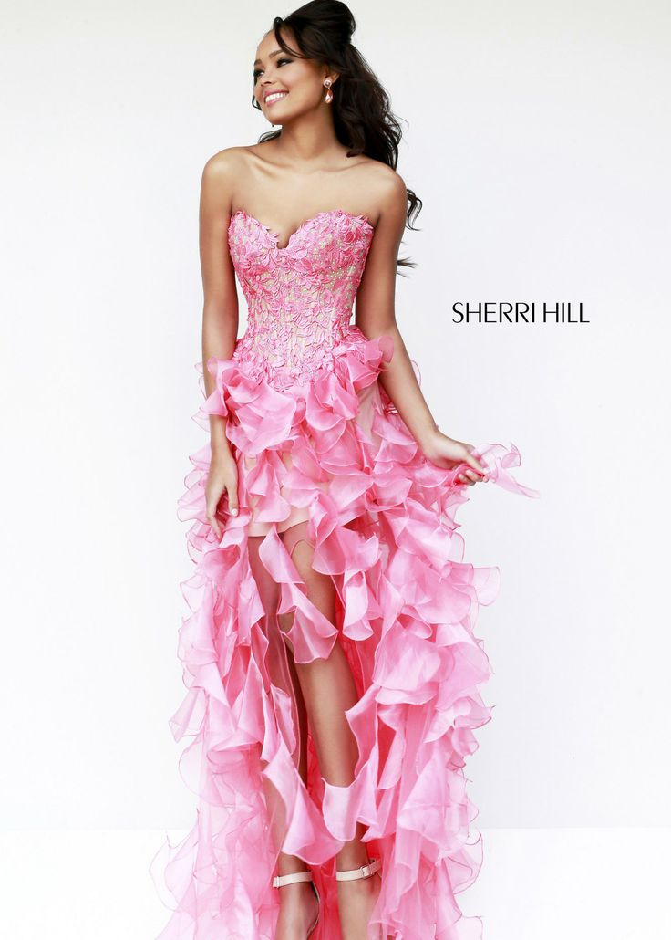 Bedazzled High Low Prom Dresses – fashion dresses