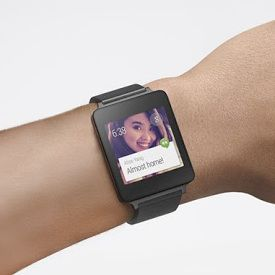LG: Here's Why the G Watch Is Square ....... #GWATCH #Technology