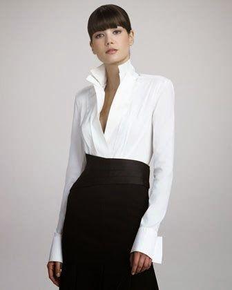 Modelos de Blusas Elegantes para una reunión especial