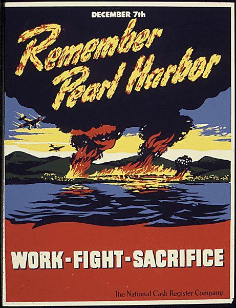 World War II poster, ARC 535235