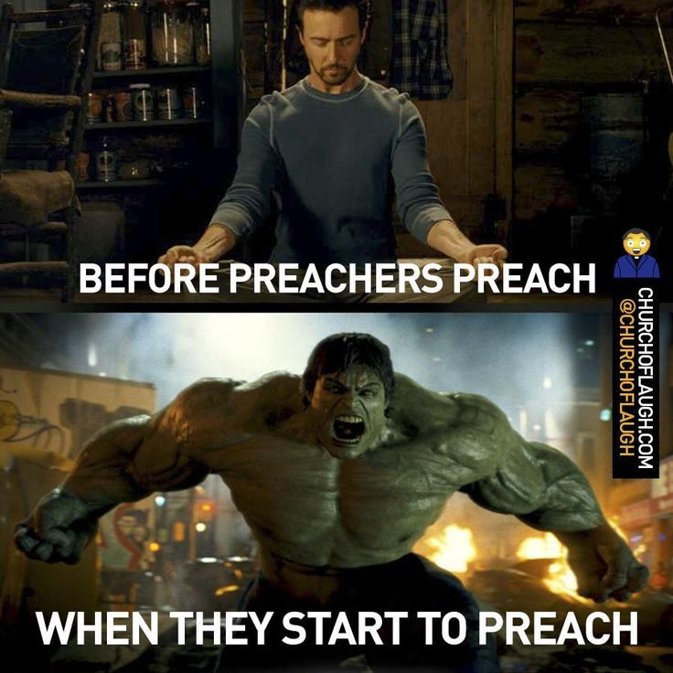 "also white preachers...""you got an Amen?"" 