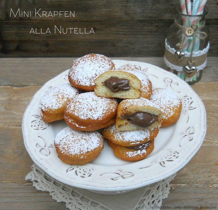 Mini+krapfen+alla+nutella