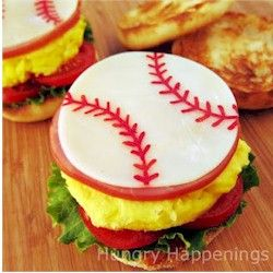 Father's Day Sports Breadfast Craft