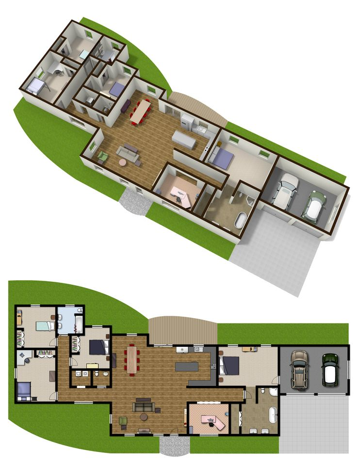 127 best images about cool floorplans on pinterest for Funeral home blueprints