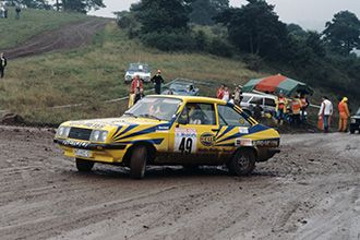 Ford Escort RS2000 – 1980 – Gr. 2 - Patrick Wolf