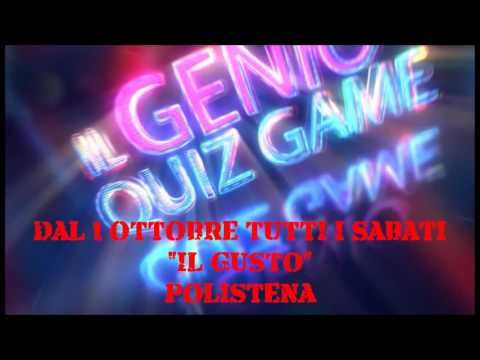 IL GENIO QUIZ WINTER SEASON 2016/2017