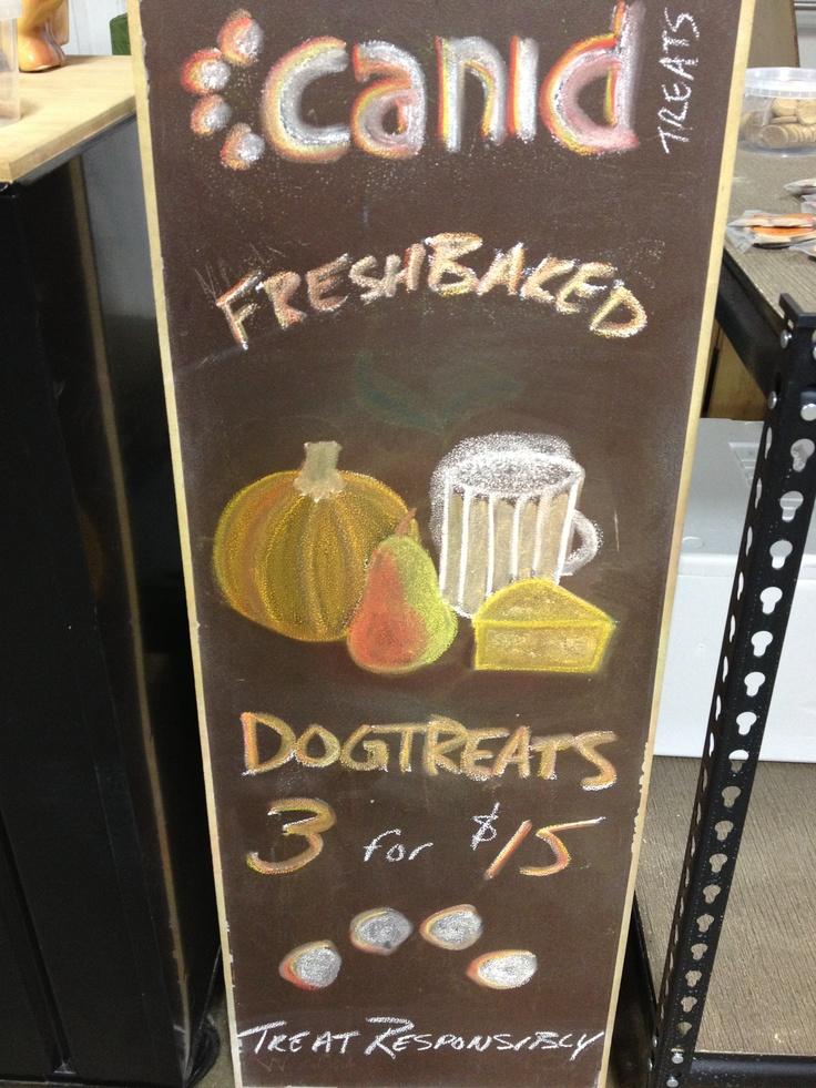 Pear, Pumpkin & Cheddar Beer chalkboard - BCSA National Specialty