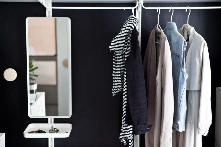 Diminețile devin mai ușoare - folosește la maximum spațiul de pe hol, cu soluțiile noastre de depozitare.