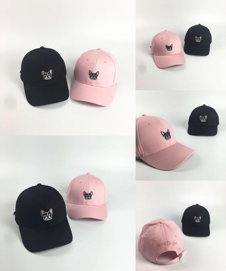 [Visit to Buy] 2017 New Arrival Gorras Korea Ulzzang Harajuku Cute Puppy Snapback Hats Embroidery Baseball Cap For Men And Women Peaked Caps  #Advertisement