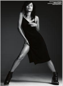 Zoe Kravitz for Wonderland Magazine 2011