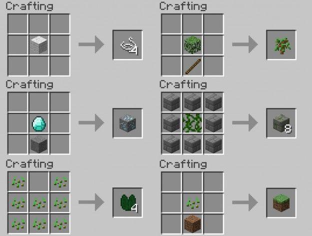 String Crafting Recipe