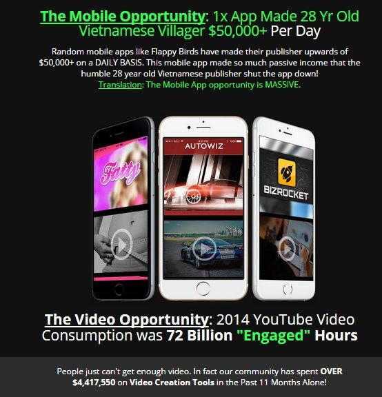 Video App Domination Platinum Review – The Revolutionary Video Mobile App Saas Platform Creates 4x Passive Income Streams By Creating, Publishing, and Monetizing  Check Detail: http://www.releasedl.com/video-app-domination-platinum-review/