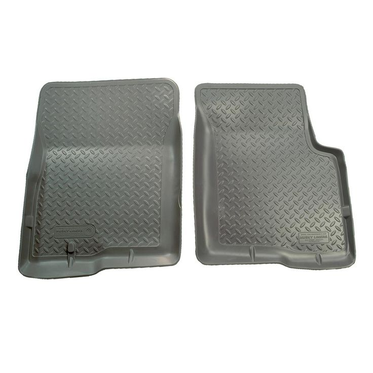 Husky Liners Front Floor Liners Fits 9702 Expedition, 01