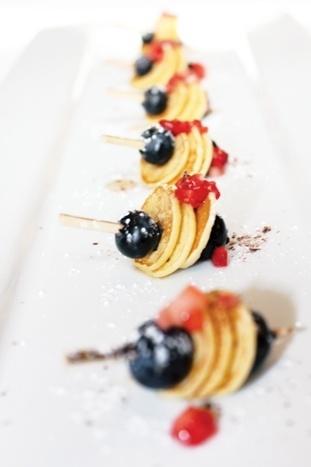 mini hot cakes
