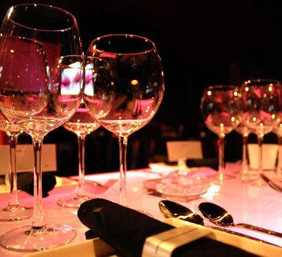 SmartShanghai.com | Blind Date at the Black Cafe , dining in pitch black