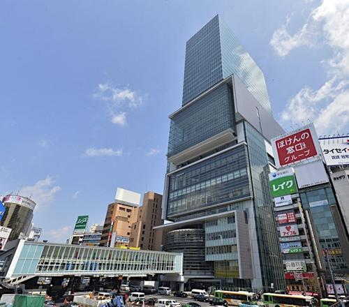 Nueva Torre en Shibuya, Shibuya Hikarie
