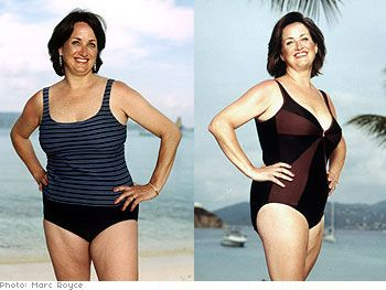Mission: Swimsuit Makeover | Stripes, Oprah and Style