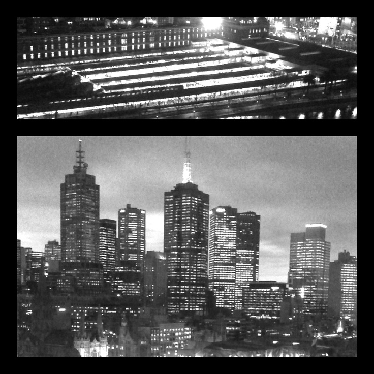 Melbourne through my camera