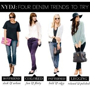 "Fall Denim Trends With NYDJ   ""#NYDJStyle  I will be relaxed & polished this weekend, comfort and style."