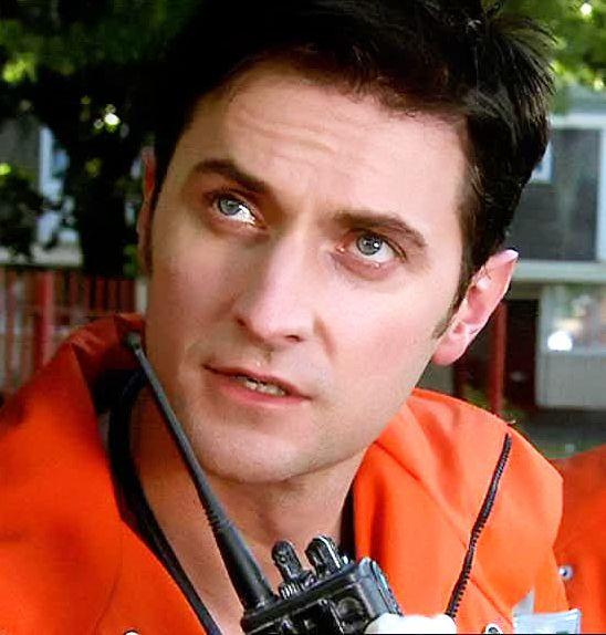 Doctor Alec close up