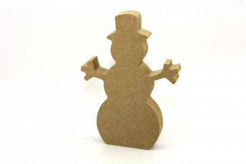 Snowman freestanding 18mm blank craft shapes http://www.lornajayne.co.uk/