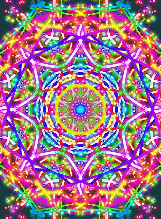 A Kaleidoscope Of Uncompromising Design Ideas By Gestalten: 17+ Best Images About Kaleidoscope Art On Pinterest
