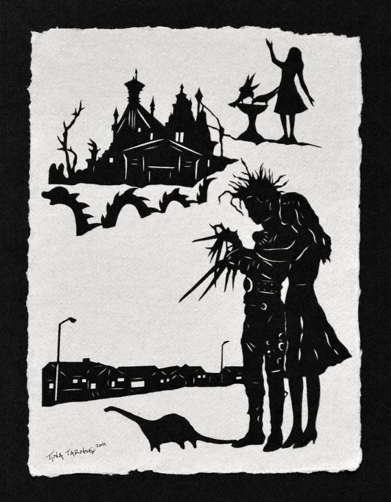 """edward scissorhands by tim burton essay Though today it's considered one of the most beloved movies of the '90s, tim  burton's """"edward scissorhands"""" struggled to connect with."""
