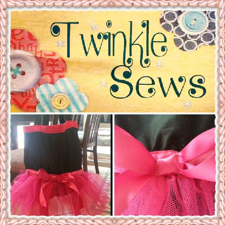 *NEW PRODUCT FOR TWINKLE SEWS*   The Twinkle Tote!  Find me on Facebook :)