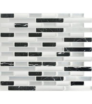 Midnight Marble Self Adv Tile