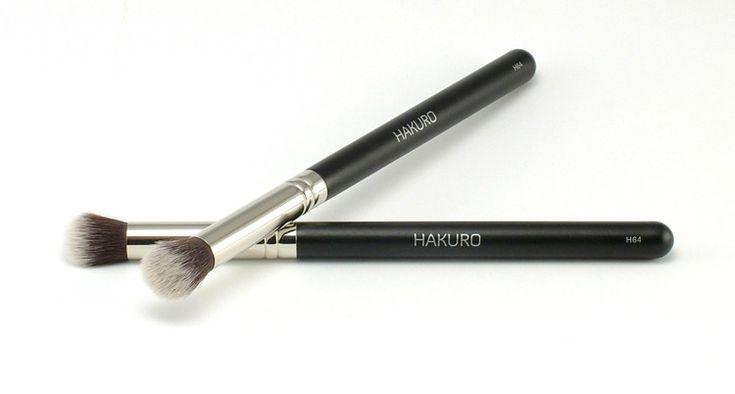 HAKURO H64 | Pędzle do makijażu  Pędzle syntetyczne Pędzle do makijażu  Pędzle do makijażu oczu Pędzle do makijażu  Wszystkie pędzle | Oficjalny sklep HAKURO