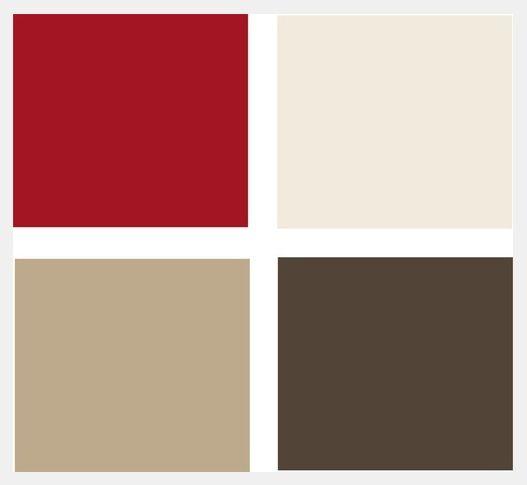 Living room color pallet