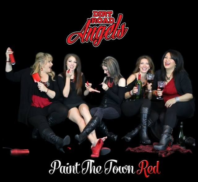"Dirt Road Angels' Brand New CD ""Paint The Town Red"" will be officially released at Festival Place in Sherwood Park on Sun. Sept 28th at 7 PM! Tickets can be bought through Ticketmaster Canada, at the Festival Place Box office or through members of the Dirt Road Angels till Friday Sept. 26th!  You can also order the new Dirt Road Angels CD along with other exclusive goodies by going to Dirt Road Angel's FANPUSH project page.  http://fanp.us/h-dirtroadangels"