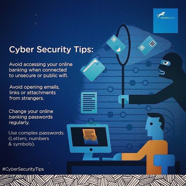 Let's talk #CyberSecurity. How would you be more cautious this year?  #CyberSecurityTips #CyberSecurity #pii #identitytheft