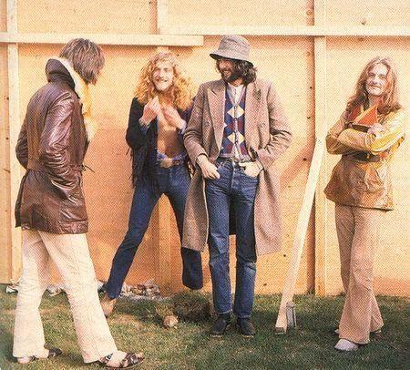 Led Zeppelin, cute!