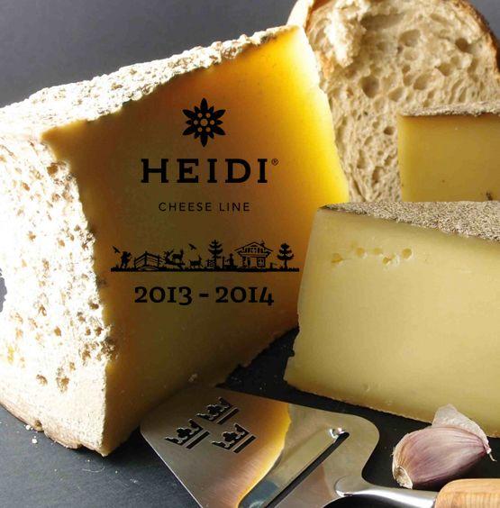 Heidi Cheese Line
